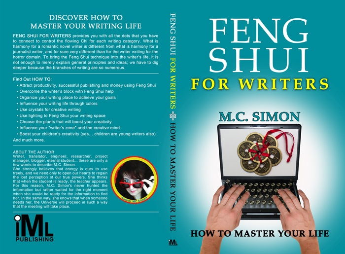 Feng Shui For Writers book cover