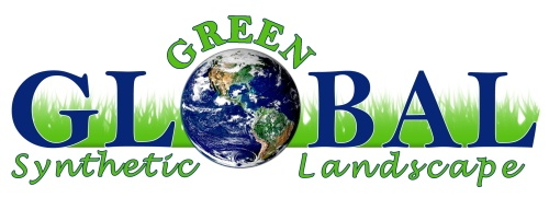 Green Global Synthetic Landscape logo