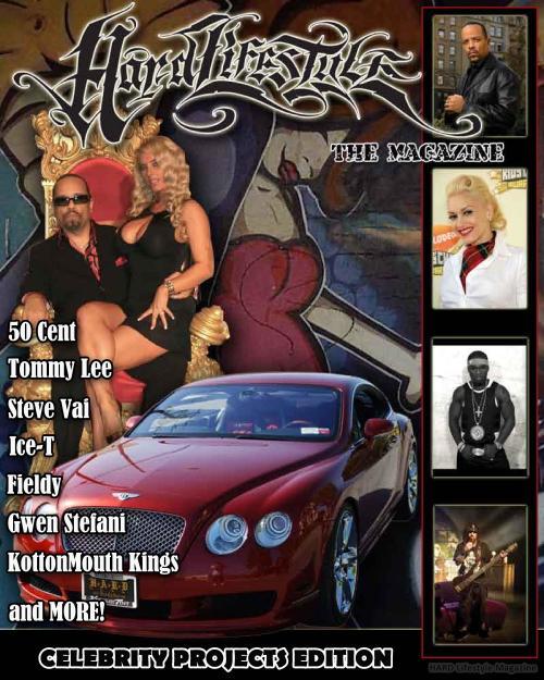 Hard Lifestyle - Celebrity Projects catalog