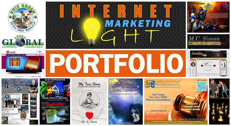 Internet Marketing Light portfolio