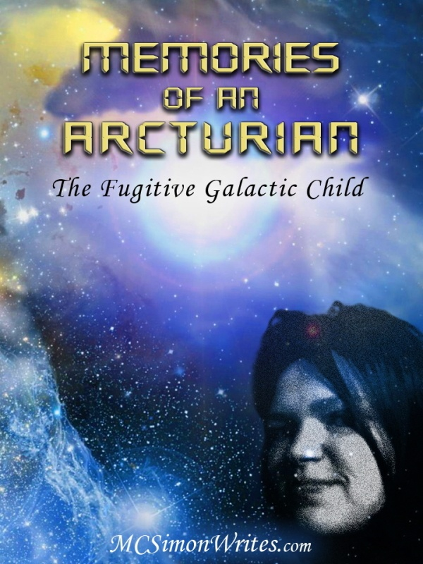 Memories of an Arcturian book cover