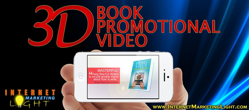 3D Book Promotional Video