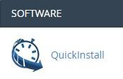 software quickinstall